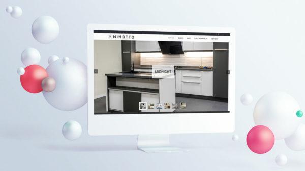 Mimotto Mutfak - Web Tasarım