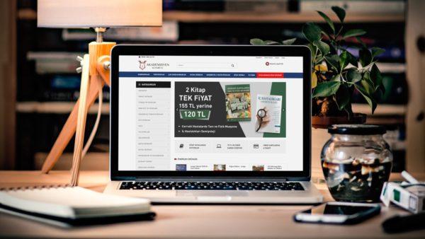 E-ticaret Sitesi Adana