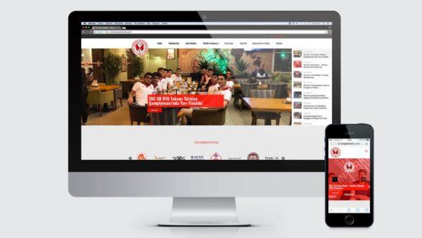 Tarsus Amerikan Koleji Web Sitesi