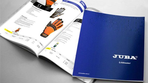 Juba Katalog Tasarımı