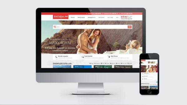 Tatilyum Web Tasarım