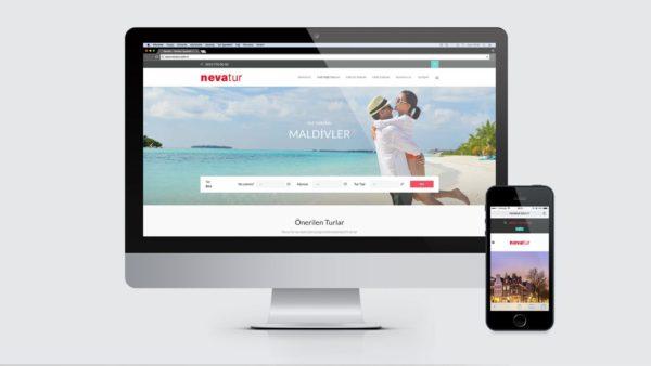 Tatilyum Web Sitesi Tasarımı