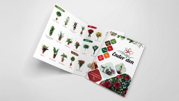 Broşür Tasarımı Adana